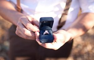 Marriage proposal spells