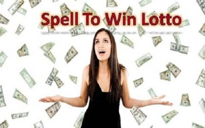 powerful lottery spell