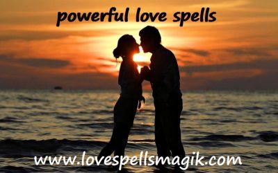 powerful love spell caster