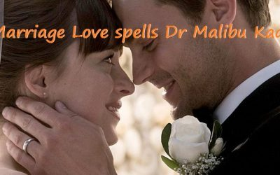 Powerful magic spells for love and marriage